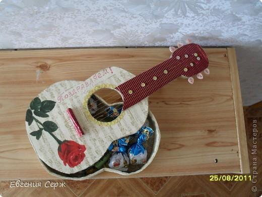 музыкальный подарок для деверя он хорошо играет и любит гитару фото 5
