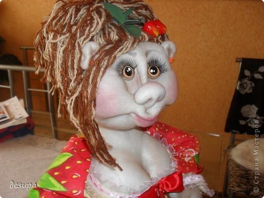 кукла на чайник фото 3