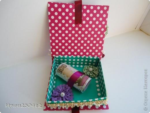 Денежные коробочки (продолжение) фото 16