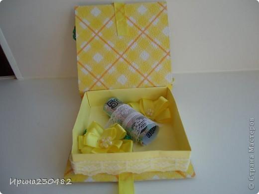 Денежные коробочки (продолжение) фото 23