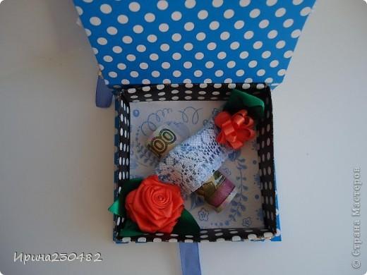 Денежные коробочки (продолжение) фото 28