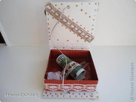 Денежные коробочки (продолжение) фото 39