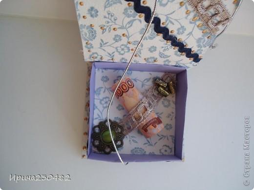 Денежные коробочки (продолжение) фото 44