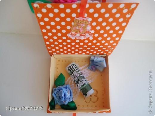 Денежные коробочки (продолжение) фото 5