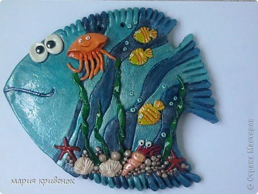 А вот и моя морская рыбка! фото 1