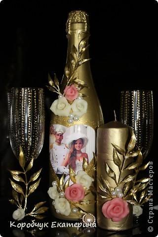 Набор сделан на венчание в церкви! фото 4