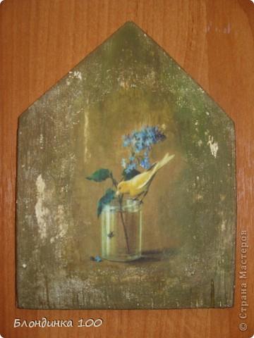 Это может быть ключницей, а может быть просто декоративным элементом на стене или полке. фото 3