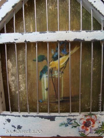 Это может быть ключницей, а может быть просто декоративным элементом на стене или полке. фото 2