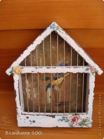 Это может быть ключницей, а может быть просто декоративным элементом на стене или полке. фото 6