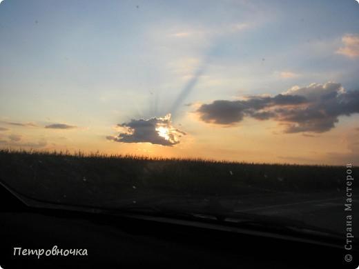 А еще я очень люблю снимать небо. Эта стихия меня завораживает. Небо над нашим храмом всегда разное. фото 20