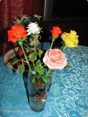 Вот еще одна роза в мой букет. фото 9