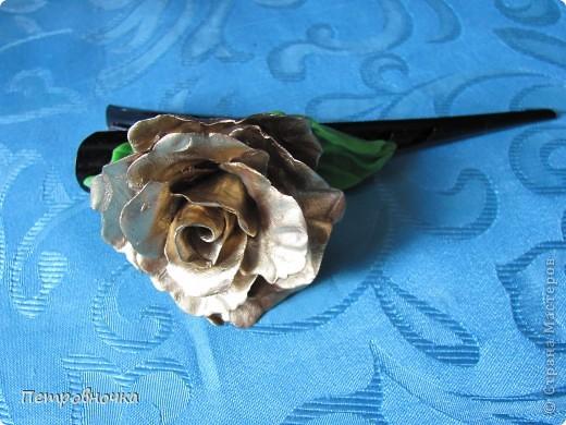 Вот еще одна роза в мой букет. фото 10