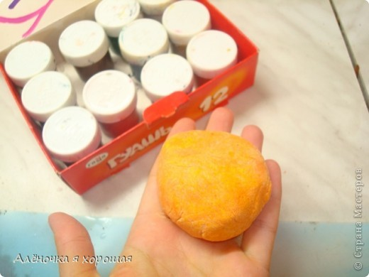 Вот такие апельсинки у меня вышли! фото 2