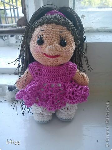 Куклёна Ксюша фото 1
