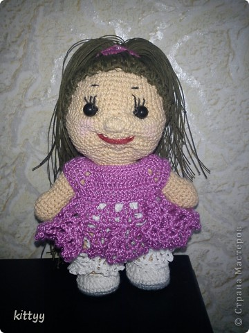 Куклёна Ксюша фото 2