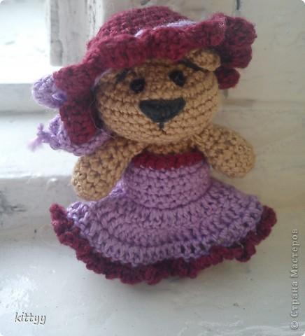 мишка Катюшка фото 2