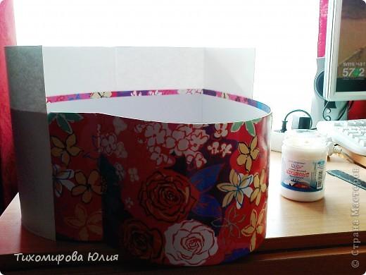 Это сердце-коробку для денежных подарков на свадьбу я сделала, взяв идею с сайта Насти Рай http://www.nastyarai.ru/box/ Подобную коробку делала наша местная мастерица  http://stranamasterov.ru/node/190144?c=favorite. Моя коробка скромнее, так просила невеста. Делюсь с вами почти всеми этапами работы, так как для меня это оказалось достаточно сложно, то, надеюсь, помогу другим. фото 2