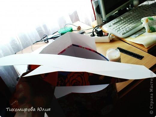 Это сердце-коробку для денежных подарков на свадьбу я сделала, взяв идею с сайта Насти Рай http://www.nastyarai.ru/box/ Подобную коробку делала наша местная мастерица  http://stranamasterov.ru/node/190144?c=favorite. Моя коробка скромнее, так просила невеста. Делюсь с вами почти всеми этапами работы, так как для меня это оказалось достаточно сложно, то, надеюсь, помогу другим. фото 4