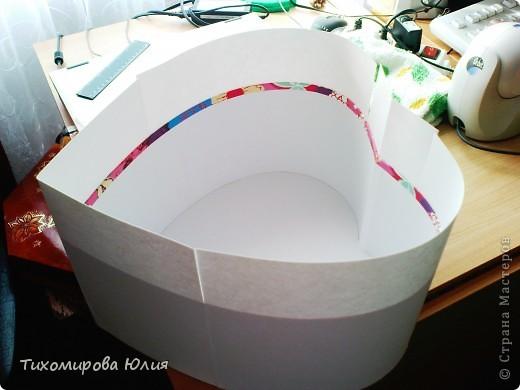 Это сердце-коробку для денежных подарков на свадьбу я сделала, взяв идею с сайта Насти Рай http://www.nastyarai.ru/box/ Подобную коробку делала наша местная мастерица  http://stranamasterov.ru/node/190144?c=favorite. Моя коробка скромнее, так просила невеста. Делюсь с вами почти всеми этапами работы, так как для меня это оказалось достаточно сложно, то, надеюсь, помогу другим. фото 6