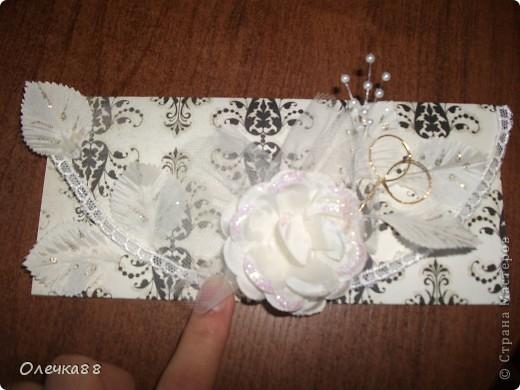Получилась такая композиция. вот только не знаю на что похоже: на торт или на беседку? фото 5