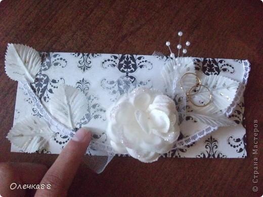Получилась такая композиция. вот только не знаю на что похоже: на торт или на беседку? фото 6
