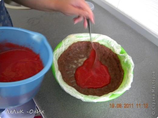 Да, да это, ТОРТ!!!! От чашки до икры все сладкое и очень съедобное!!! Дорогие мои! Вот решила сотворить и такой торт. Как его увидела, сразу решила его сделать. А главное его ПЕЧЬ НЕ НАДО!!! фото 12