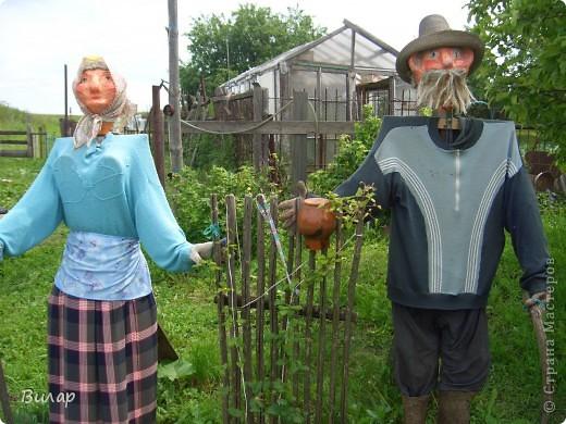 Мои куклы  в саду фото 4
