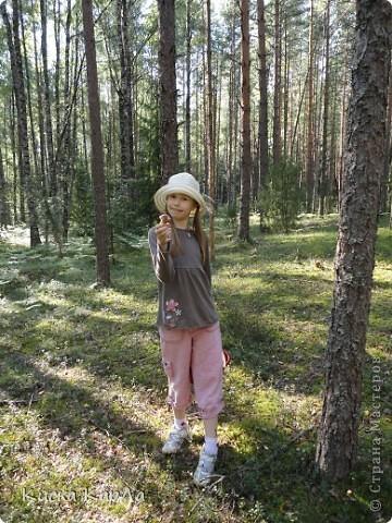 ... очень тепло и я всех приглашаю погулять со мной в лесу !!! фото 6