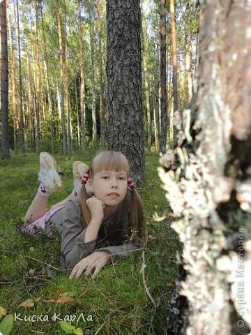 ... очень тепло и я всех приглашаю погулять со мной в лесу !!! фото 20