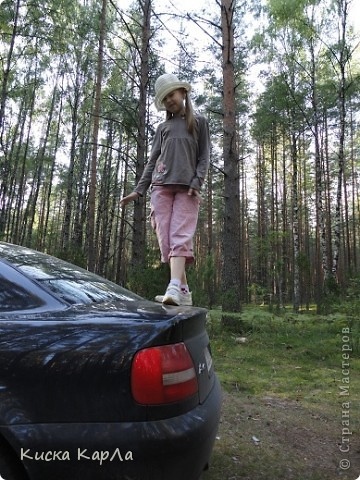 ... очень тепло и я всех приглашаю погулять со мной в лесу !!! фото 21