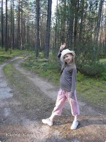 ... очень тепло и я всех приглашаю погулять со мной в лесу !!! фото 22