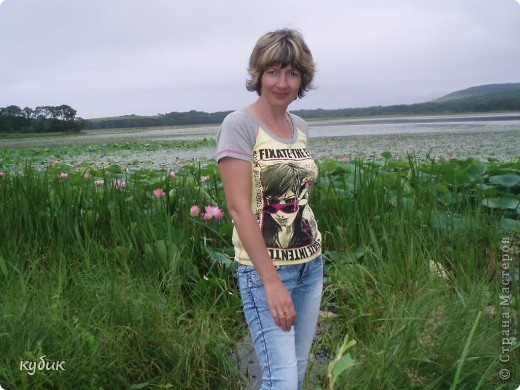 мы плавали на остров Путятин смотреть цветение лотоса и вот решила показать вам. фото 2