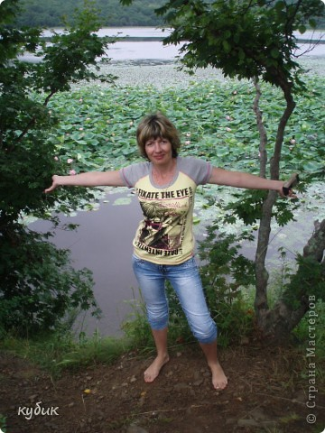 мы плавали на остров Путятин смотреть цветение лотоса и вот решила показать вам. фото 8