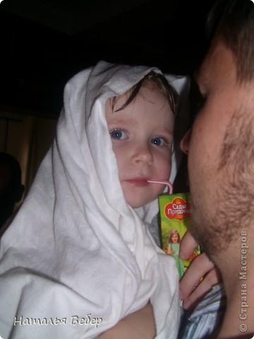 Вчера произошло очень важное событие в жизни нашего ребенка и нашей тоже,мы крестили нашу Софью. фото 2