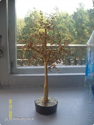 бисерные деревья.. фото 6