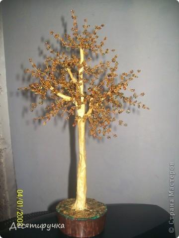 бисерные деревья.. фото 3