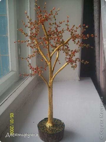 бисерные деревья.. фото 4