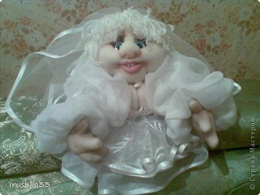 И снова невеста... фото 3