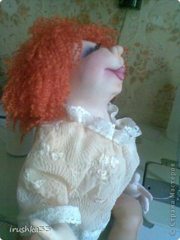 Ура мы наконецто оделись .Манерная куколка. фото 4