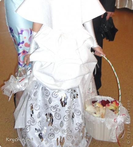 Платье на доче - сшили сами за сутки. фото 1