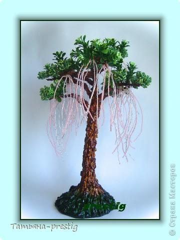Дерево сделано на заказ. фото 3