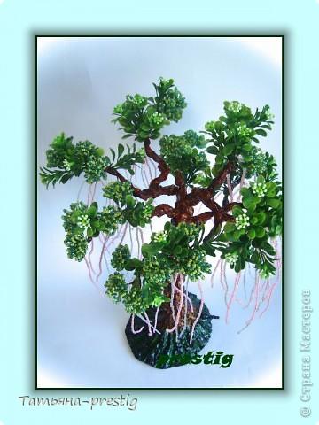 Дерево сделано на заказ. фото 1