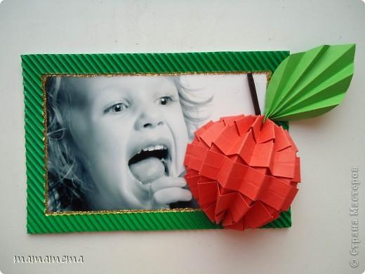 Когда узнала про игру по скетчу, сразу решила сделать открытку в технике оригами + немного фотошопа. Вот что получилось.