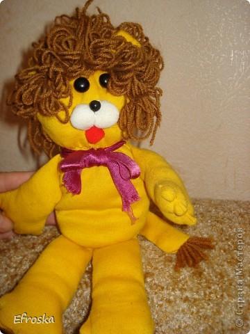 """Сегодня, по просьбе моей дочки, покажу Вам, уважаемые мастерицы, ее работы.  Это игрушки, которые она сшила на занятиях в кружке """"Мягкая игрушка"""" и самостоятельно дома. фото 8"""