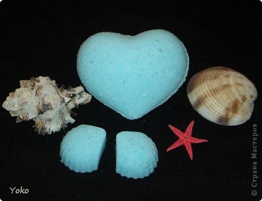 Мастер-класс Мыловарение Бомбочки для ванной + МК Мыло Соль фото 1