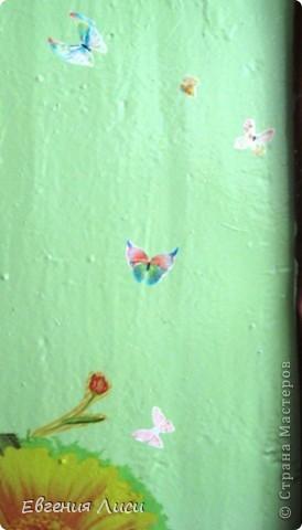 Это уже конечный результат ремонта стенки возле моей двери фото 3