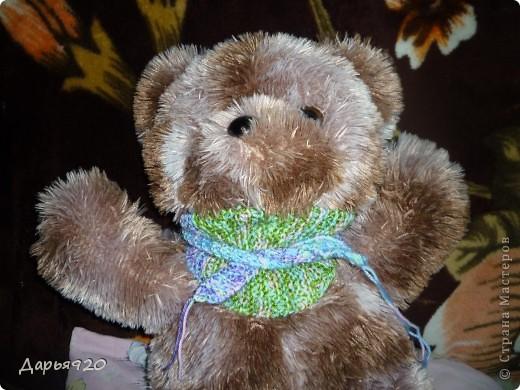 Вот такие шарфики у меня получились. фото 8