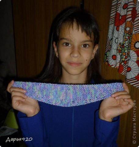 Вот такие шарфики у меня получились. фото 10