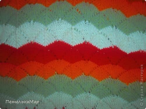Вот такой свитер связался на осень. фото 3