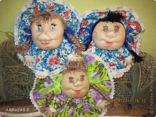 Агаша, Наташа и Марьяша. фото 1